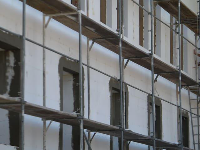 Mycie okien po remontach i budowach
