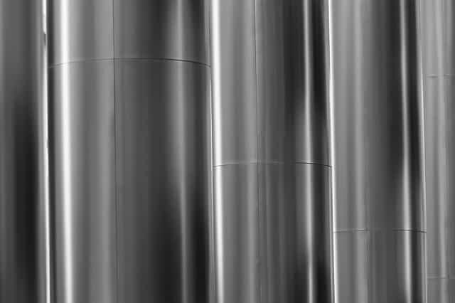 Mycie powierzchni aluminiowych